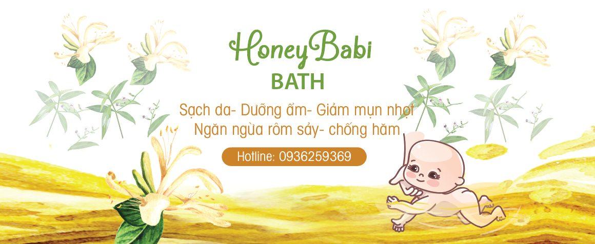 tắm gội thảo dược cho em bé